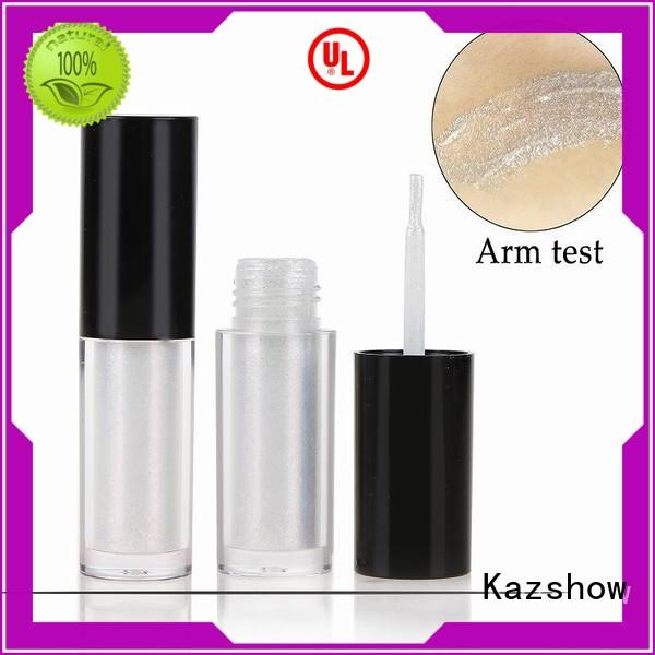 crystal liquid glitter eyeshadow factory price for beauty