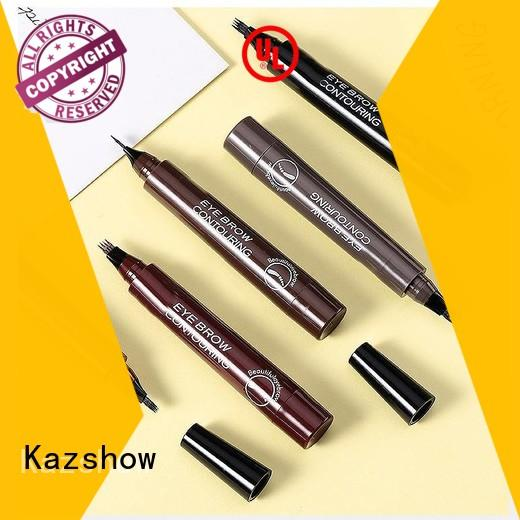 unique design eyebrow gel pen with good price for eyebrow