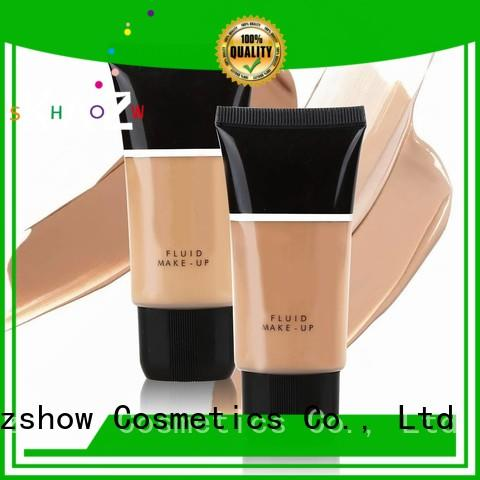 Kazshow waterproof mineral powder foundation for oil skin