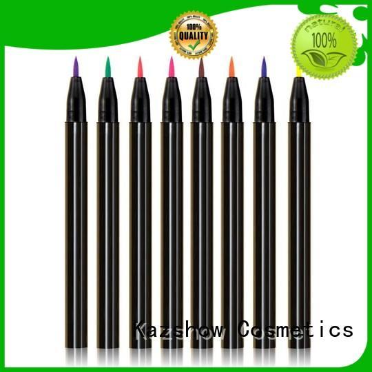 glitter liquid eyeliner pen china factory for ladies