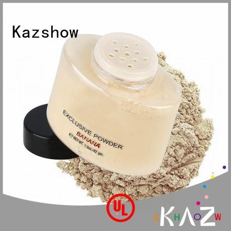 trendy yellow face powder directly price for young ladies