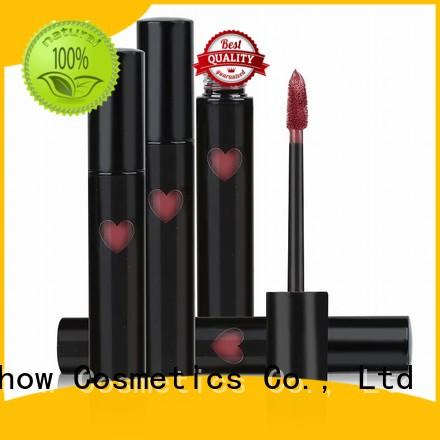 Kazshow sparkly lip gloss environmental protection for lip