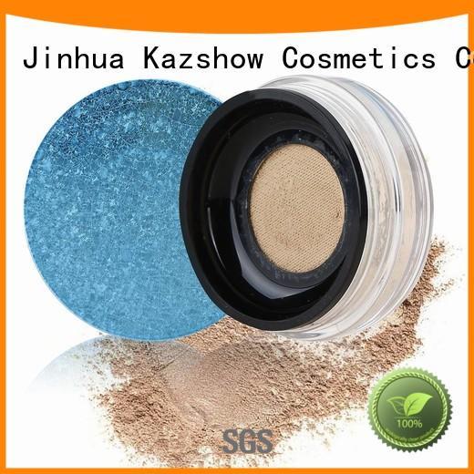Kazshow popular loose powder wholesale online shopping for oil skin