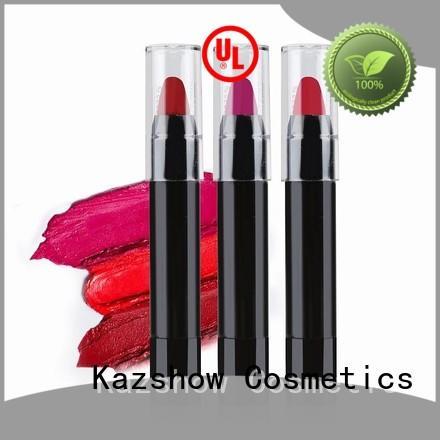 Kazshow long lasting natural lipstick online wholesale market for women