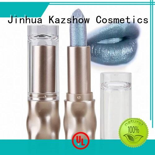 Kazshow fashion natural lipstick online wholesale market for lips makeup