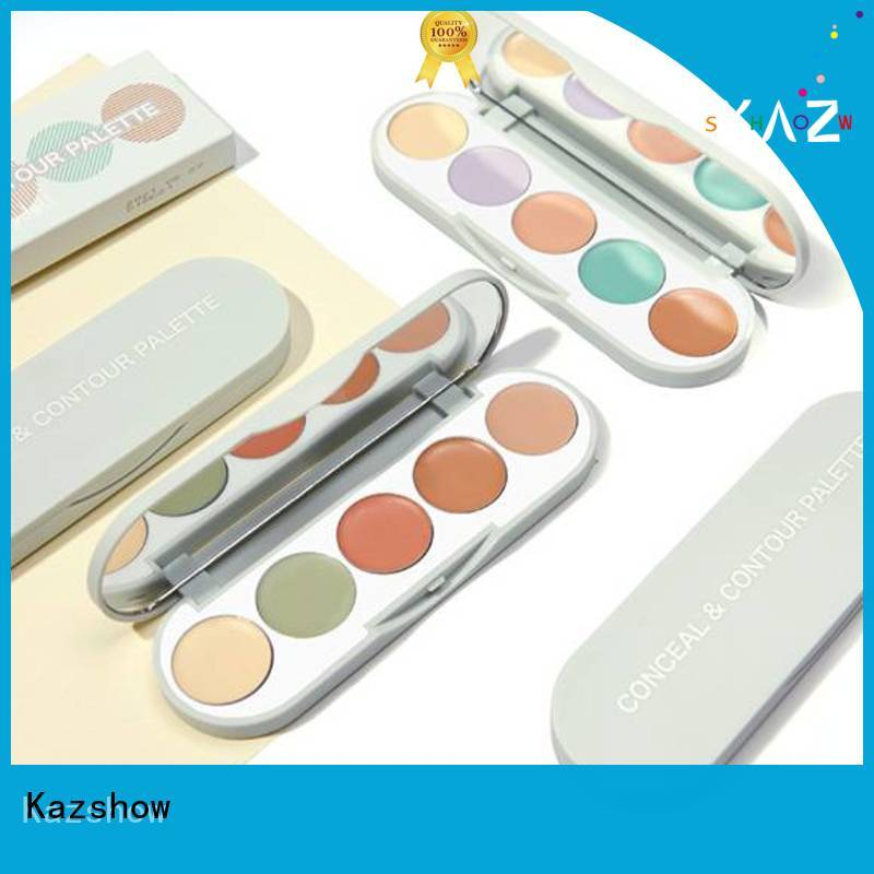 Kazshow moisturizing flawless concealer factory price for cosmetic