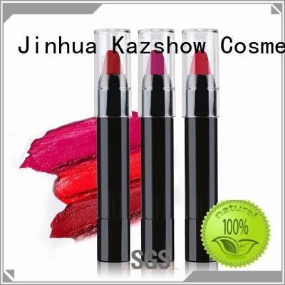 Kazshow orange red lipstick wholesale products to sell for women