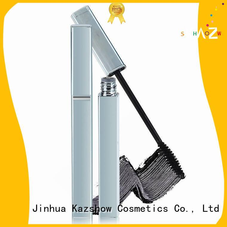 Kazshow 3d fiber lash mascara wholesale products for sale for young ladies