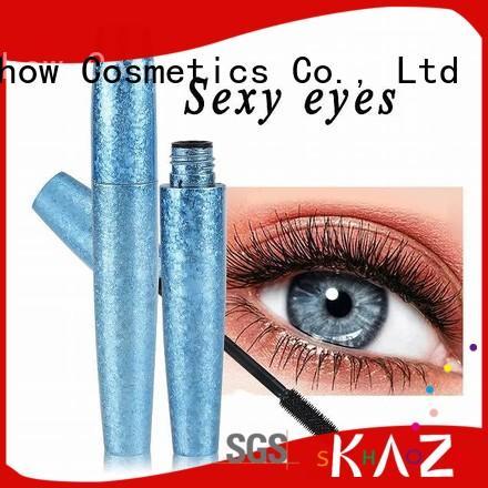 Kazshow 3D eyelash curling mascara manufacturer for eye