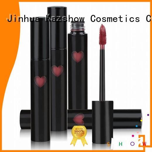 Kazshow sparkle lip gloss advanced technology for business