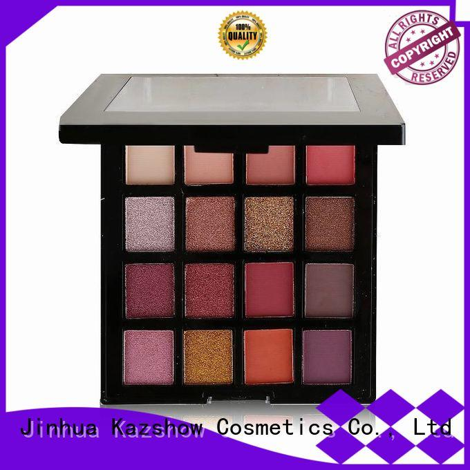 various colors professional eyeshadow palette wholesale products for sale for women