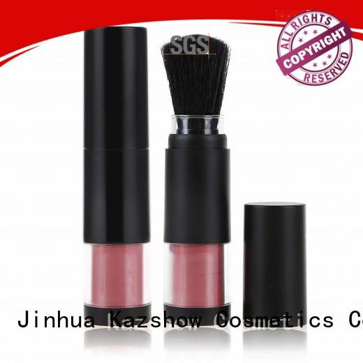 Kazshow long lasting blush factory price for cheek