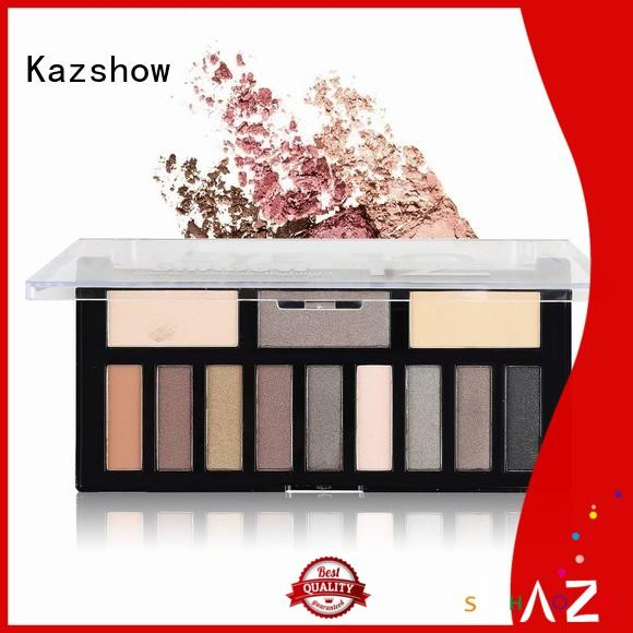 multicolor eyeshadow palette for eyes makeup Kazshow