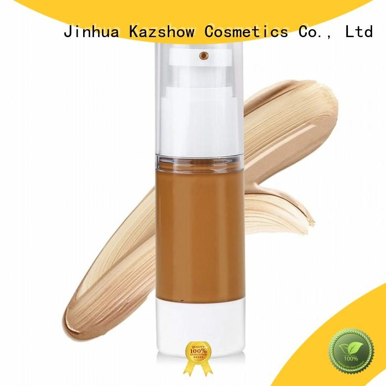 silky high coverage foundation china factory