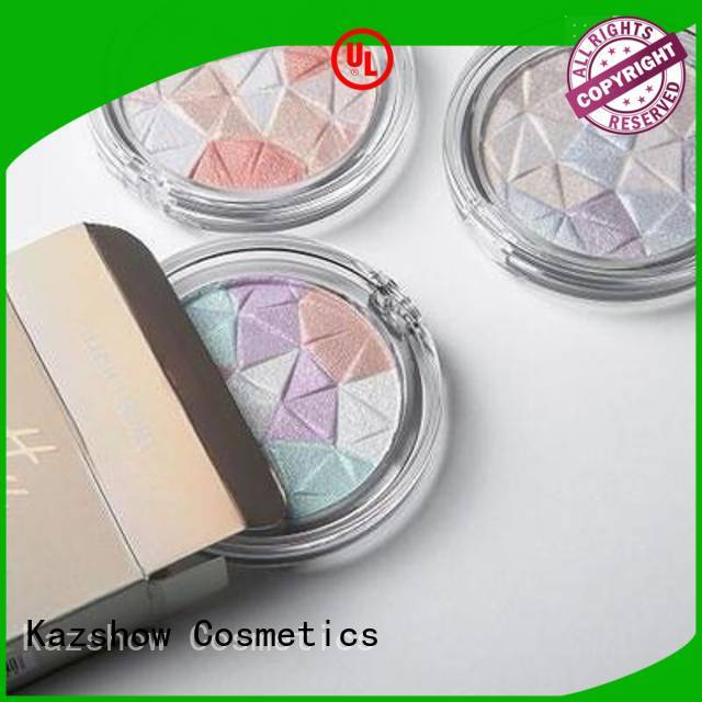Anti-smudge highlighter palette directly price for ladies