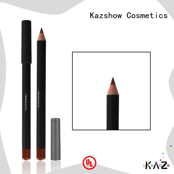 Kazshow Anti-smudge glitter eyeliner pen china factory for ladies