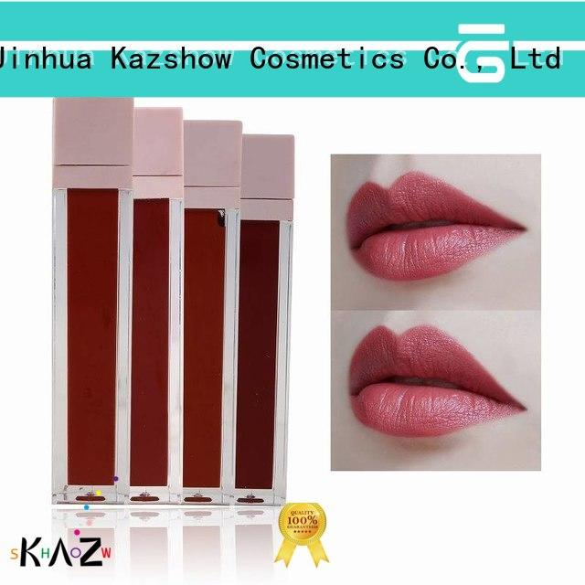 moisturizing colorful lip gloss environmental protection for business