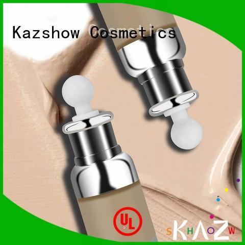 Kazshow full cover high coverage foundation china factory