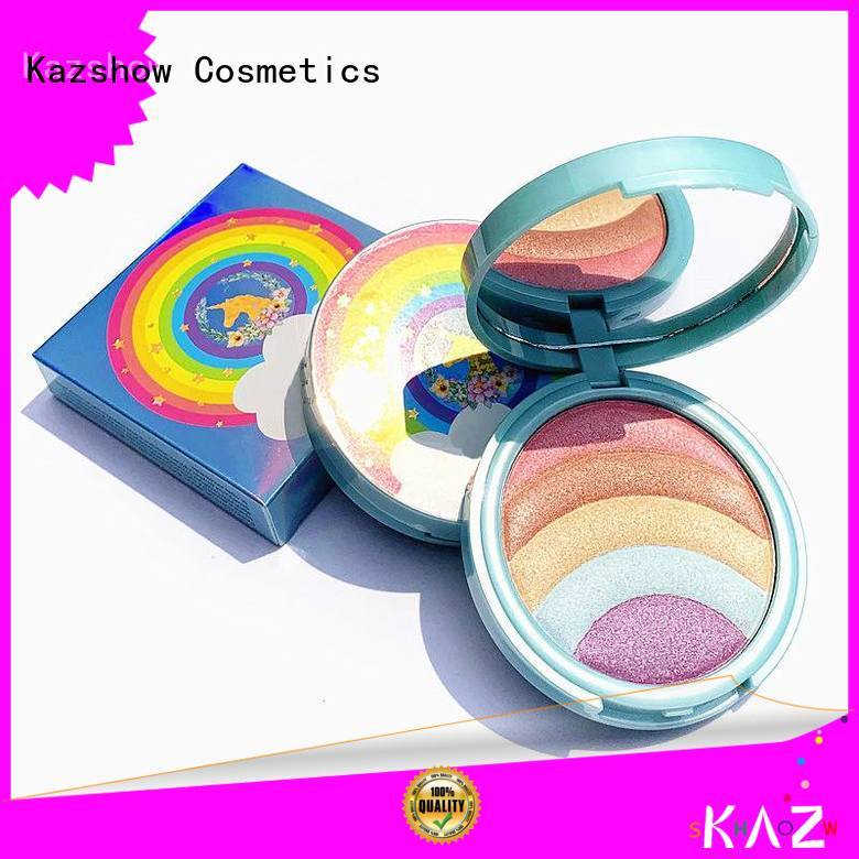 Kazshow highlighter palette buy products from china for young women