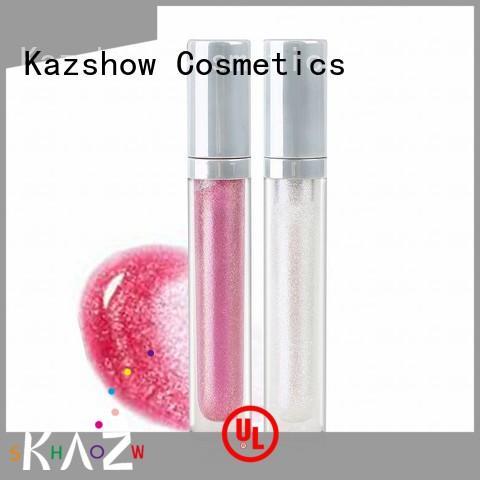 Kazshow long lasting lip gloss for girls china online shopping sites for lip