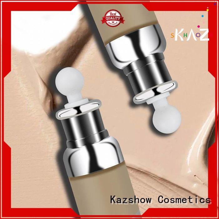 Kazshow waterproof good foundation promotion for face makeup